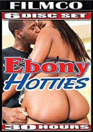 Ebony Hotties (6 DVD Set) (2017) (150402.3)