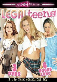 Legal Teens (3 DVD Set) (150638.9)