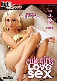Cute Girls Love Sex (2 DVD Set) (2017) (151826.1)