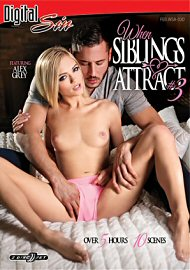 When Siblings Attract 3 (2 DVD Set) (2017) (152314.9999)