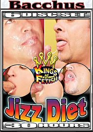 Jizz Diet (6 DVD Set) (2017) (152500.9999)