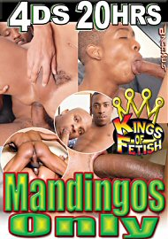 Mandingos Only (4 DVD Set) (2017) (152612.9999)