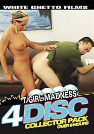 T Girl Madness (4 DVD Set) (2017) (152750.2)