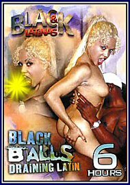 X-Factor Black Balls Draining Latin (153059.100)