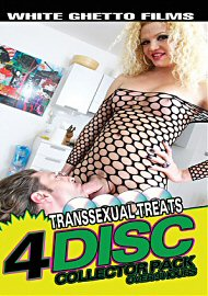 Transsexual Treats (4 DVD Set) (2017) (153263.1)