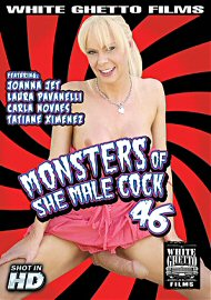 Monsters Of She Male Cock 46 (2017) (153462.9)