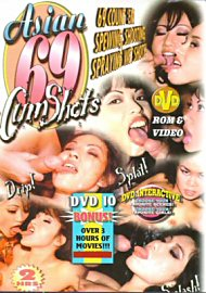 Asian 69 Cum Shots (out Of Print) (153730.60)