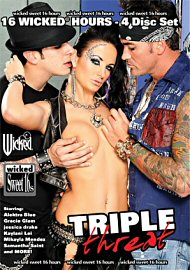 Triple Threat (4 DVD Set) (153781.1)