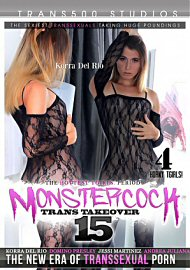 Monster Cock Trans Takeover 15 (2016) (153971.6)
