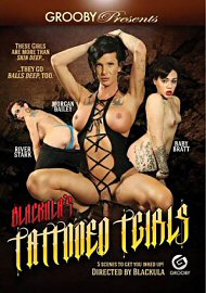 Blackula'S Tattooed Tgirls (2016) (154064.7)