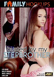 Busted By My Stepbrother (2017) (154567.1)