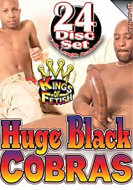 Huge Black Cobras (24 DVD Set) (2017) (154624.19998)