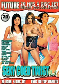 Sexy Coeds Twist 2 (4 DVD Set) (155298.14)