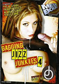 Gagging Jizz Junkies 4 (156446.5)