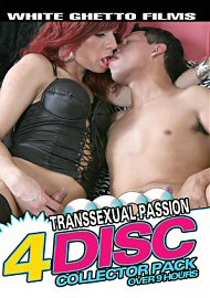 Transsexual Passion (4 DVD Set) (2017) (156527.6)