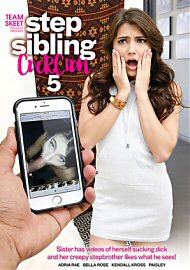 Step Sibling Coercion 5 (2017) (157548.6)