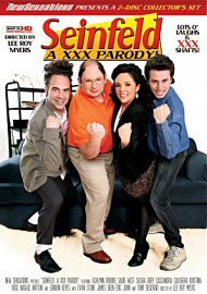 Seinfeld 1: A Xxx Parody (disc 1 Only) Out Of  Print Collectors Item (157741.10)