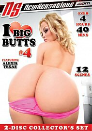 I Love Big Butts 4 (disc #1 Only) (157805.50)