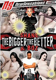 Shane & Boz: The Bigger The Better 1 ( Disc 2 Only) (157884.50)