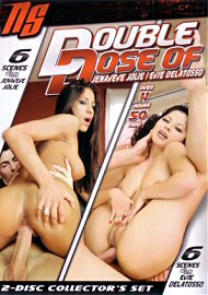 Double Dose Of Jenaveve Jolie/evie Delatosso (disc 2 Only) (157887.50)