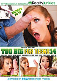 Too Big For Teens 14 (158354.5)