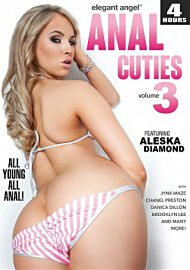 Anal Cuties 3 - 4 Hours (2018) (159061.3)