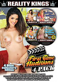 First Time Auditions (4 DVD Set) (159217.8)