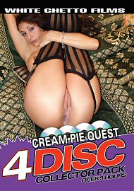Cream Pie Quest (4 DVD Set) (2018) (159320.2)