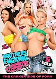 Brothers Fucking Their Stepsister (5 DVD Set) (2016) (159382.2)