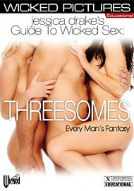 Jessica Drake'S Guide To Wicked Sex: Threesomes (159480.5)
