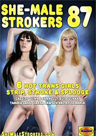 She-Male Strokers 87 (2017) (159619.9)