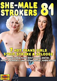 She-Male Strokers 81 (159645.10)