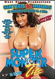 Super Monster Tits (4 DVD Set) (159726.3)