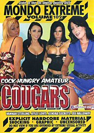Mondo Extreme 102: Cock Hungry Amateur Cougars (160426.1)