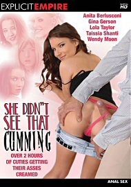 She Didn'T See That Cumming (2017) (160479.3)