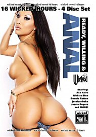 Ready, Willing & Anal (4 DVD Set) (160805.2)