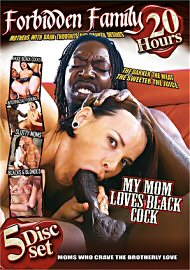 My Mom Loves Black Cock (5 DVD Set) (2018) (160965.6)
