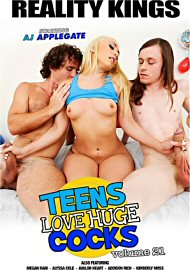 Teens Love Huge Cocks 21 (2018) (161111.6)