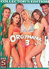 Orgymania! 3 (5 DVD Set) (2016) (161322.5)