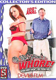 My Wife'S Friend Is A Whore! (5 DVD Set) (161334.2)