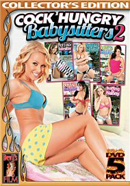 Cock Hungry Babysitters 2 (5 DVD Set) (161343.3)