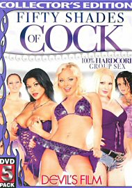 Fifty Shades Of Cock  (5 DVD Set) (161346.4)