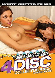T-Girl Transactions Collector Pack (4 DVD Set) (2018) (161368.3)