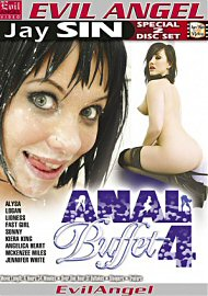 Anal Buffet 4 (2 Disc Set) (161480.6)