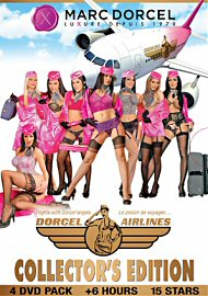 Dorcel Airlines (4 DVD Set) (161950.8)
