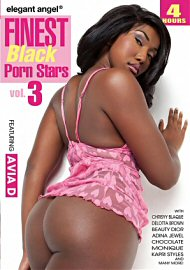 Finest Black Porn Stars 3 - 4 Hours (2018) (162589.4)