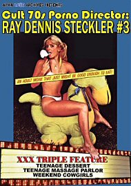 Cult 70s Porno Director 25: Ray Dennis Steckler 3 (162885.7)