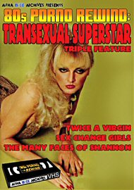 Transexual Superstar Triple Feature - 4 Hours (163287.1)