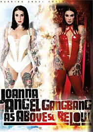 Joanna Angel Gangbang: As Above So Below (2018) (163594.5)