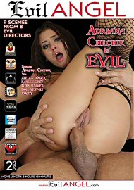 Adriana Chechik Is Evil (2 DVD Set) (2016) (164288.2)